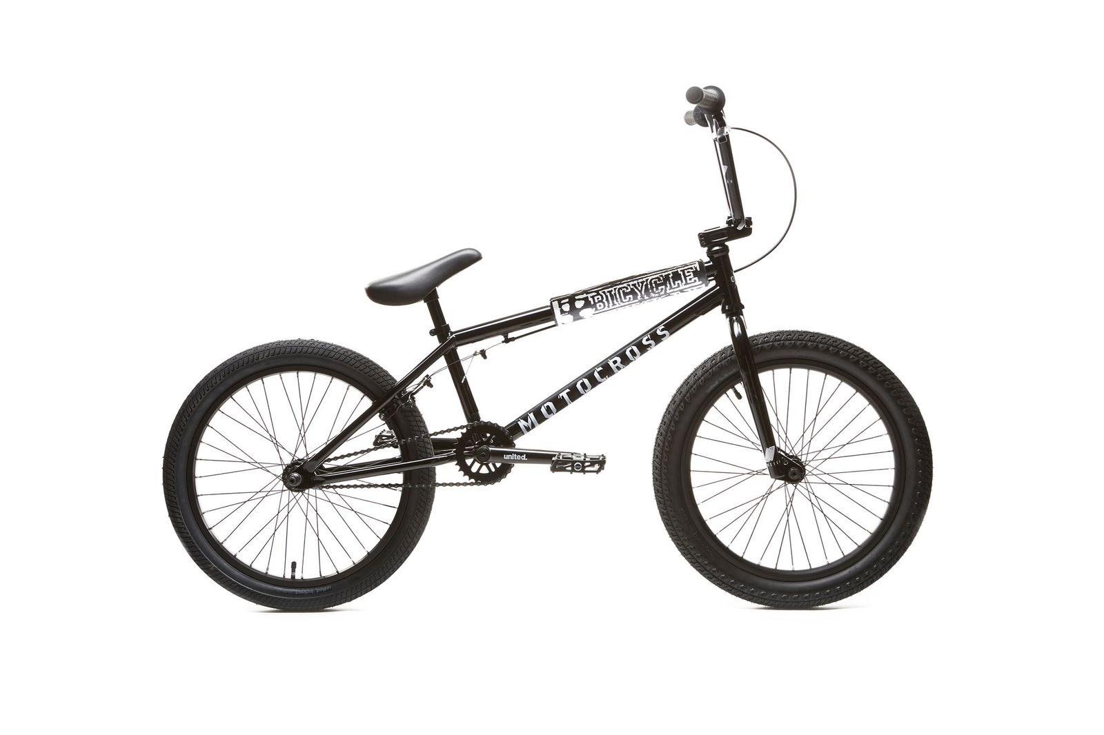 Nouveau Vélo Union BMX haut//bas tube de coussin United FBM Primo T1 s/&m Mutiny